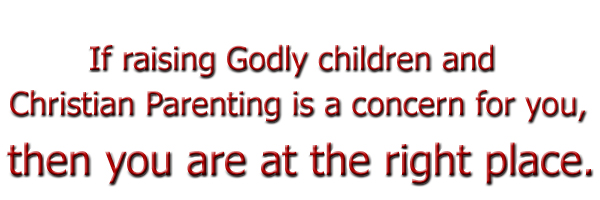 Christian Parenting Concern