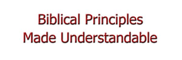 Christian Parenting Principles