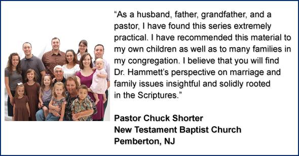 Christian Parenting Testimonial