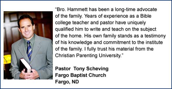 Christian Parenting Success